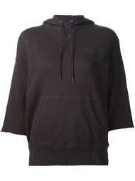 cropped hoodie  R13