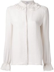 плиссированная рубашка Vilshenko