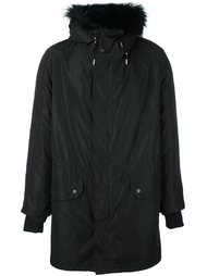 куртка на молнии с капюшоном Yves Salomon Homme
