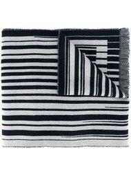 полосатый шарф Furla