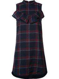 блузка с оборками  Suno
