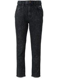 узкие вареные джинсы Marc Jacobs