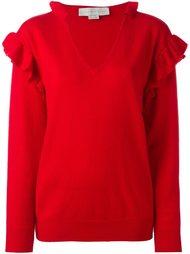 свитер с оборками  Stella McCartney