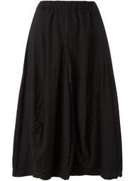 юбка с эффектом вывернутой наизнанку Comme Des Garçons Comme Des Garçons