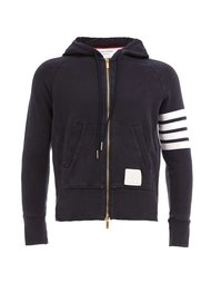 zipped hoodie  Thom Browne