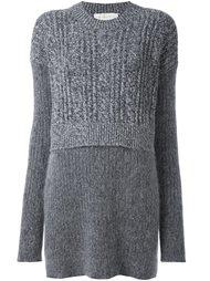 длинный свитер Stella McCartney