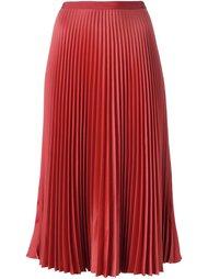 плиссированная юбка-миди Vanessa Bruno