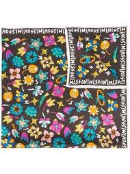 шарф с цветочным принтом  Missoni