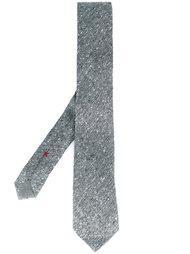 галстук с узором  Brunello Cucinelli