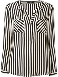 блузка в полоску Steffen Schraut