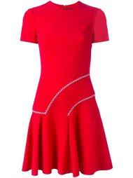 трикотажное платье  Versace