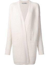 вязаное пальто  Vince