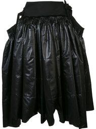 пышная юбка длины миди Comme Des Garçons Tricot