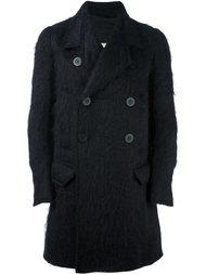 двубортное пальто  Rick Owens