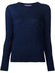 классический свитер Ralph Lauren Black