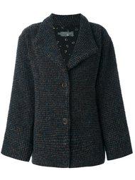 пальто на пуговицах  Cotélac