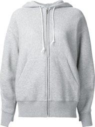 paneled hoodie Sacai