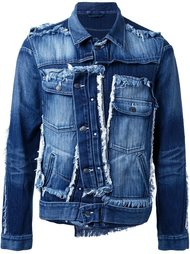 джинсовая куртка Mihara Yasuhiro