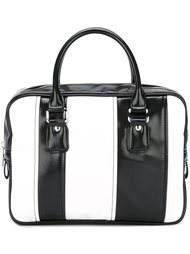 средняя сумка-тоут в полоску Comme Des Garçons Comme Des Garçons