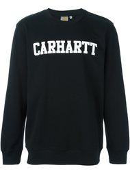 толстовка с логотипом Carhartt