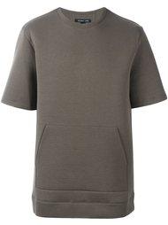 футболка с карманами Helmut Lang