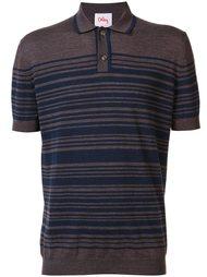 полосатая рубашка-поло Orley