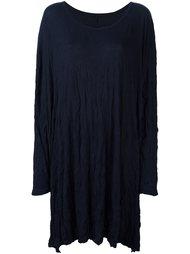 платье шифт с длинными рукавами Rundholz