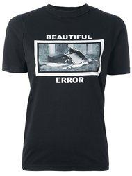 футболка 'Beautiful error' Yang Li