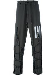 спортивные брюки на шнурке Y-3