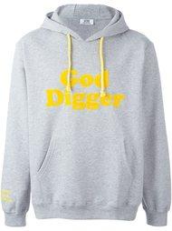 толстовка 'God Digger' с капюшоном Gcds