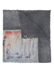 шарф с абстрактным рисунком Avant Toi