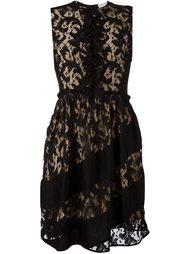 кружевное платье Sonia Rykiel