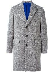 пальто в елочку Études Studio