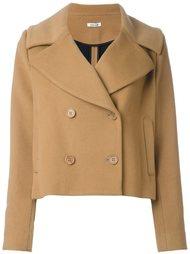 укороченная двубортная куртка P.A.R.O.S.H.