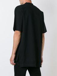 футболка с вырезом под горло Études Studio