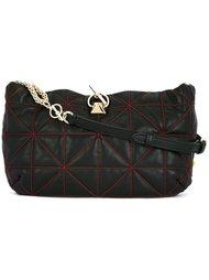 сумка через плечо с геометрическим узором Sonia Rykiel
