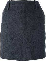 короткая юбка прямого кроя A.F.Vandevorst