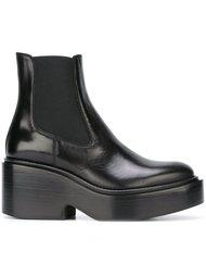 ботинки на платформе Mm6 Maison Margiela