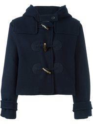 куртка с капюшоном Jil Sander Navy