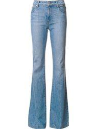 расклешенные джинсы  Derek Lam 10 Crosby