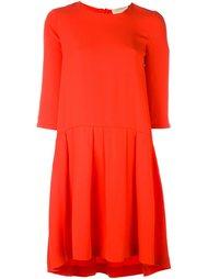 платье с круглым вырезом Erika Cavallini
