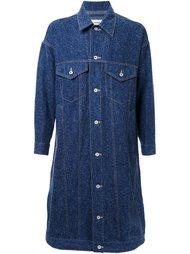 джинсовое пальто Doublet