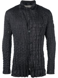 приталенный пиджак-рубашка Issey Miyake Men