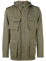 куртка-карго Wooster + Lardini