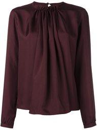 блузка с оборками  McQ Alexander McQueen