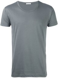 футболка с круглым вырезом Tomas Maier