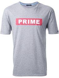 футболка с принтом логотипа   Guild Prime