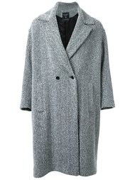 двубортное пальто Fad Three