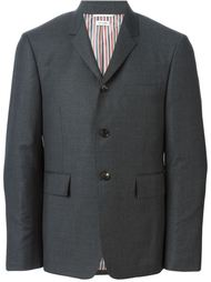 пиджак с застежкой на три пуговицы Thom Browne
