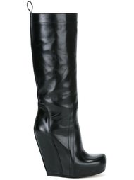 wedge boots Rick Owens